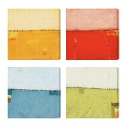 Gallery Direct Joel Ganucheau 'Serene I-IV' Giclee Canvas Art (Set of 4)
