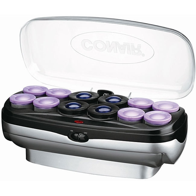 Conair Xtreme Instant Heat Jumbo and Super Jumbo Hot Roll...