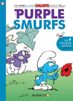 The Smurfs 1: The Purple Smurf (Hardcover)