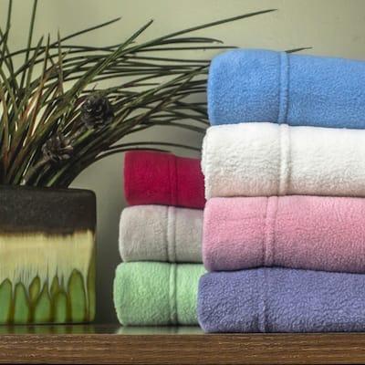 Microfleece Extra Soft Deep Pocket Bed Sheet Set