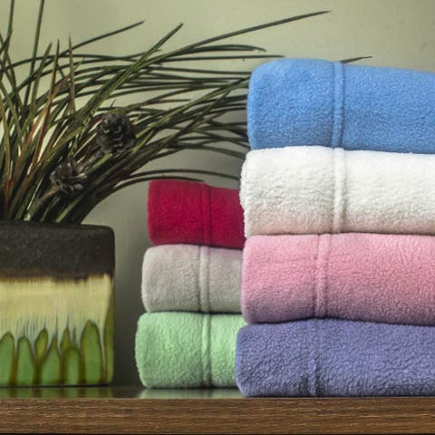 Microfleece Extra Soft Deep Pocket Bed Sheet Set