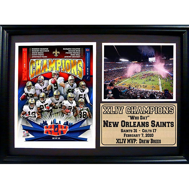 shop super bowl xliv champion new orleans saints photo