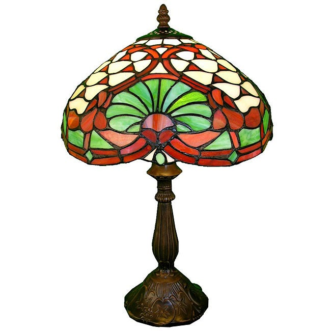 Tiffany-style Louis Table Lamp