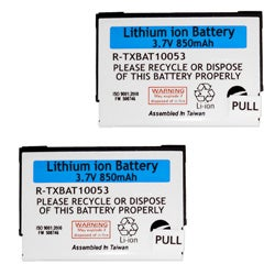 Kyocera TXBAT10053 Original Standard Battery (Case of 2)