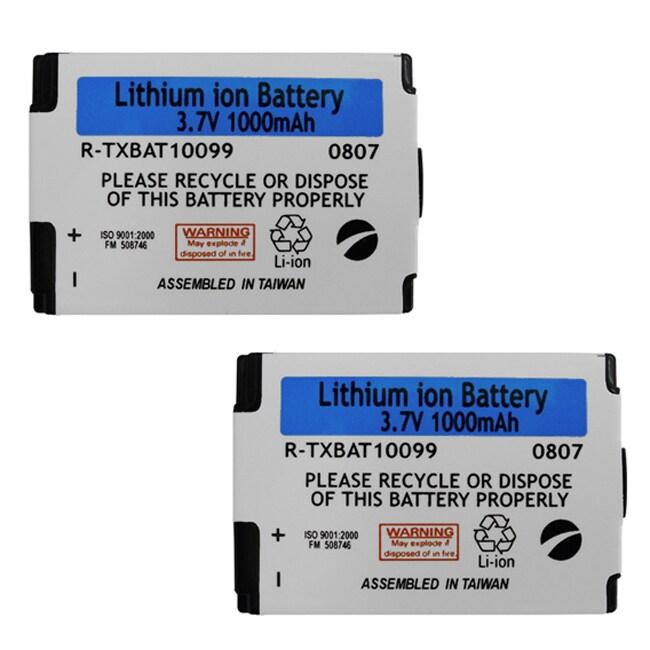 Kyocera TXBAT10099 Standard Battery Set ( Case of 2 )