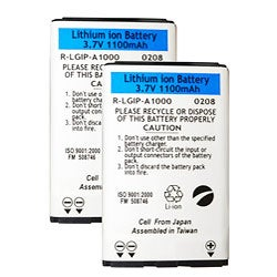 LG LGIP-A1000E Lithium Ion OEM Battery Set