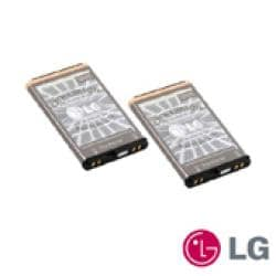 LG LGIP-A1100 Cell Phone Lithium Ion Batteries (Set of 2)
