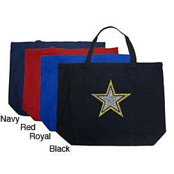 Los Angeles Pop Art Army Large Shopping Tote|https://ak1.ostkcdn.com/images/products/4706261/Los-Angeles-Pop-Art-Army-Large-Shopping-Tote-P12620543.jpg?impolicy=medium