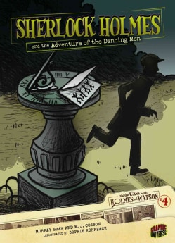 Sherlock Holmes and the Adventure of the Dancing Men (Paperback)