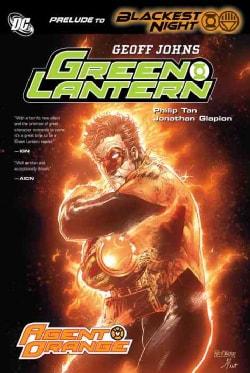 Green Lantern: Agent Orange (Paperback)