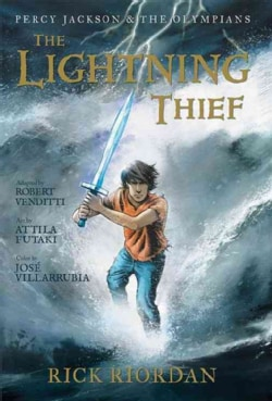 Percy Jackson & the Olympians 1: The Lightning Thief (Paperback)