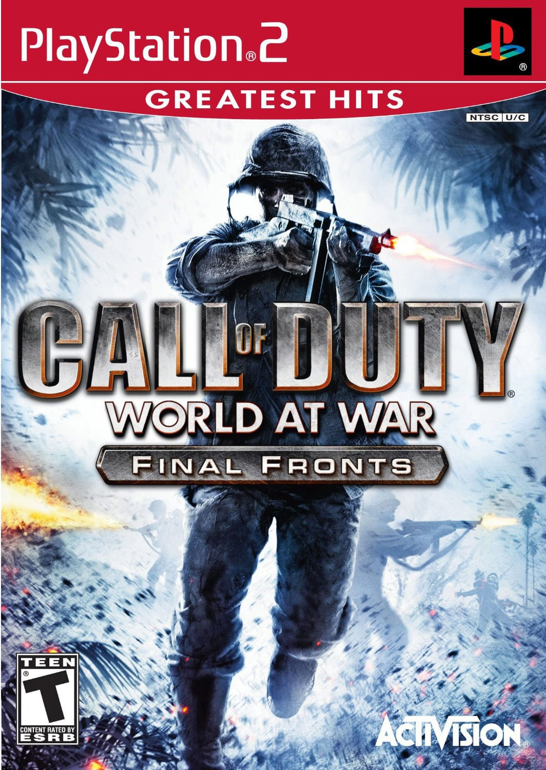 PS2 - Call of Duty: World at War