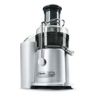 Breville Plus Stainless Steel 2-speed Juice Fountain