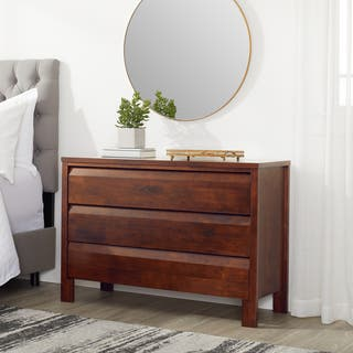 Alsa 3 drawer Dresser. Size 3 drawer Dressers   Chests For Less   Overstock com
