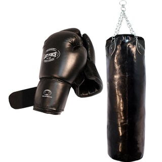 Heavy-duty Pro Boxing Gloves/ Punching Bag