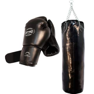 Heavy-duty Pro Boxing Gloves/ Punching Bag|https://ak1.ostkcdn.com/images/products/4709531/4709531/Heavy-duty-Pro-Boxing-Gloves-Punching-Bag-P12623249.jpg?impolicy=medium