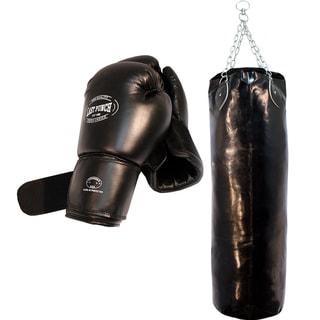 Heavy-duty Pro Boxing Gloves/ Punching Bag