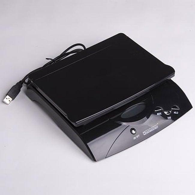 Digital 50-pound USB Endicia Compatible Postal Scale