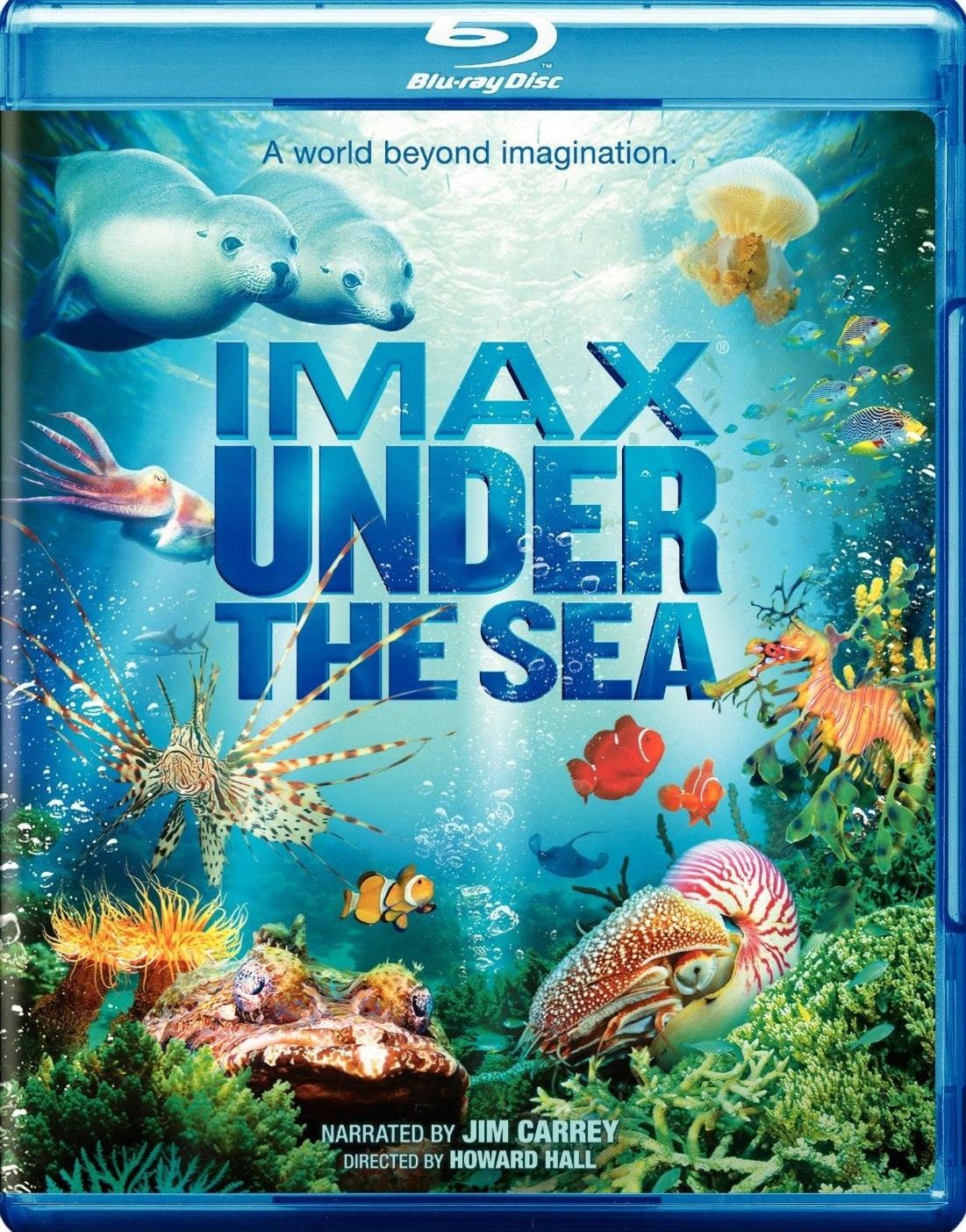 Under The Sea (IMAX) (Blu-ray/DVD)