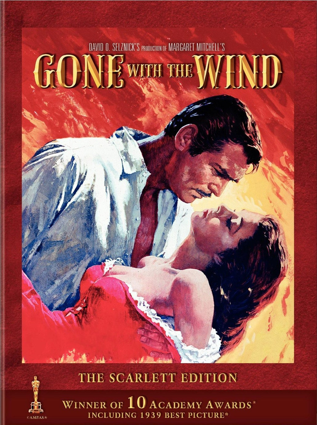 Gone With The Wind: The Scarlett Edition (DVD)