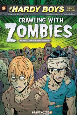 Hardy Boys, The New Case Files 1: Crawling With Zombies (Paperback)
