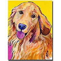 Pat Saunders 'Molly' Gallery-wrapped Canvas Art