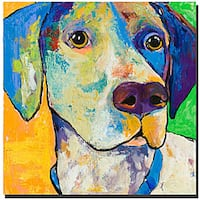 Pat Saunders-White 'Yancy' Gallery-wrapped Canvas Art