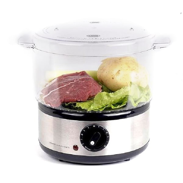 Home Image 2.4-liter Steam Cooker