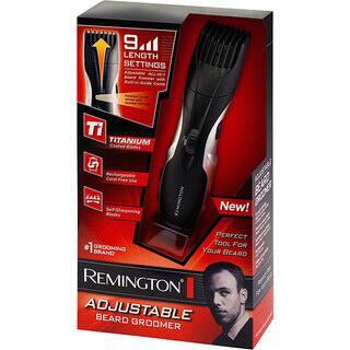 Remington Titanium Adjustable Mustache and Beard Trimmer