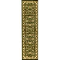 Safavieh Lyndhurst Traditional Oriental Sage/ Ivory Runner Rug - 2'3 x 20'