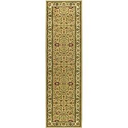 Safavieh Lyndhurst Traditional Oriental Beige/ Ivory Runner (2'3 x 20')