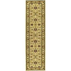Safavieh Lyndhurst Traditional Oriental Ivory/ Ivory Runner (2'3 x 20')