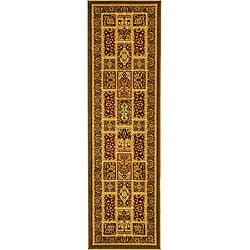 Safavieh Lyndhurst Traditional Oriental Green/ Multi Runner (2'3 x 20')