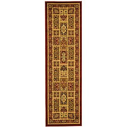 Safavieh Lyndhurst Traditional Oriental Red/ Multi Runner (2'3 x 20')
