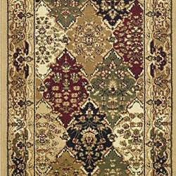 Safavieh Lyndhurst Traditional Oriental Multicolor/ Beige Runner (2'3 x 12')