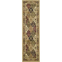 "Safavieh Lyndhurst Traditional Oriental Multicolor/ Beige Runner Rug - multi - 2'3"" x 12'"