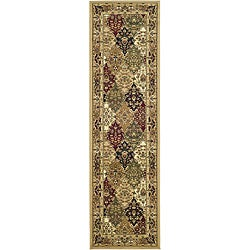 Safavieh Lyndhurst Traditional Oriental Multicolor/ Beige Runner (2'3 x 16')