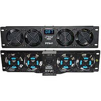 PylePro PFN41 19-inch Rack Mount Cooling Fan System