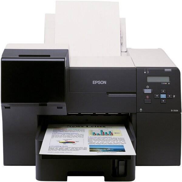Epson Business Inkjet B-310N Inkjet Printer - Color - 5760 x 1440 dpi