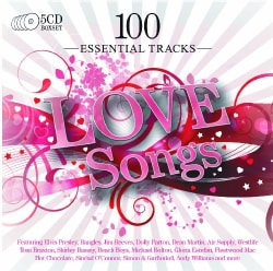 Various - 100 Essential Love Songs