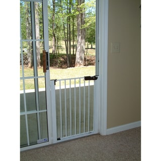 Lock-n-Block Sliding Door Safety Gate