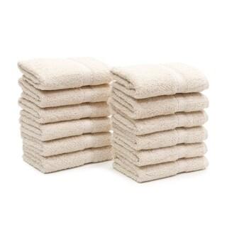Copper Grove Belgrad Turkish Cotton Washcloth (Set of 12)