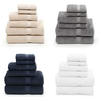 Authentic Hotel and Spa Turkish Cotton 6-piece Towel Set