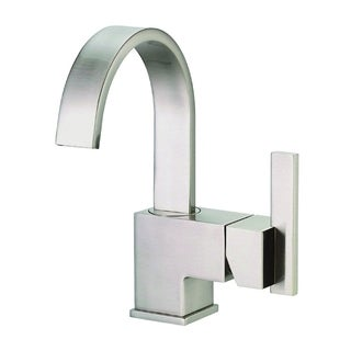 Danze Sirius Brushed Nickel Single-handle Bathroom Faucet