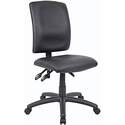Boss LeatherPlus Multi-function Task Chair