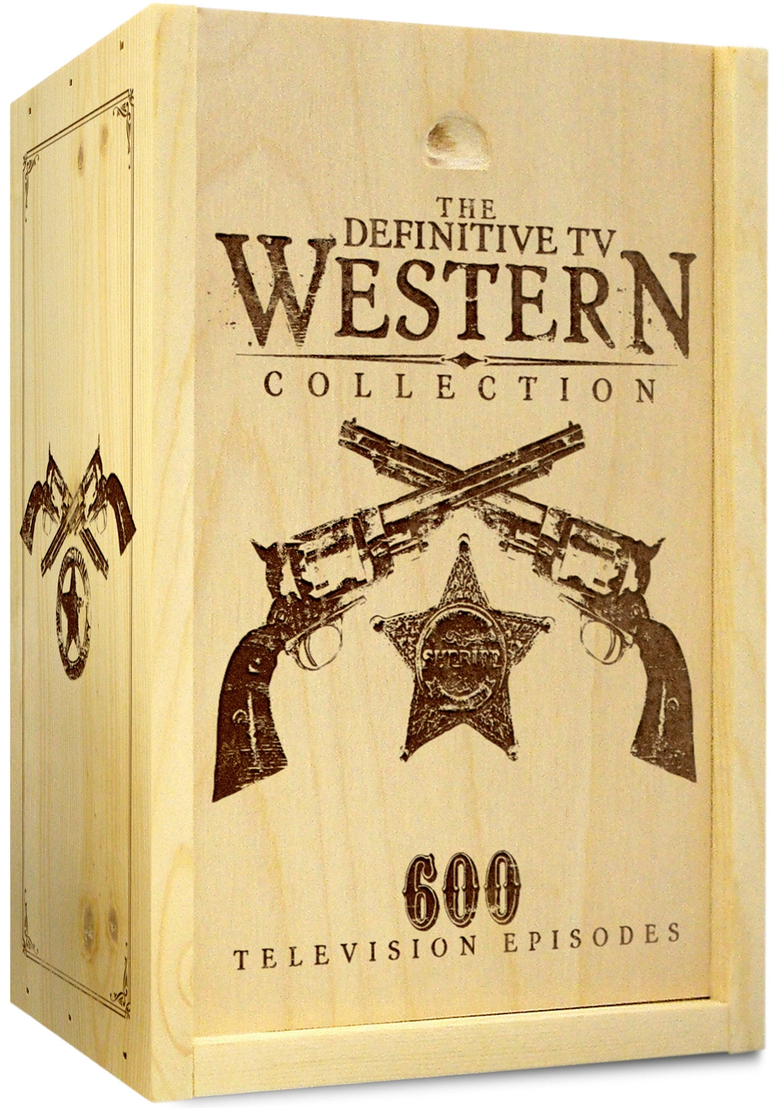The Definitive TV Western Collection (DVD)