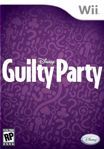 Wii - Guilty Party- By Disney Interactive