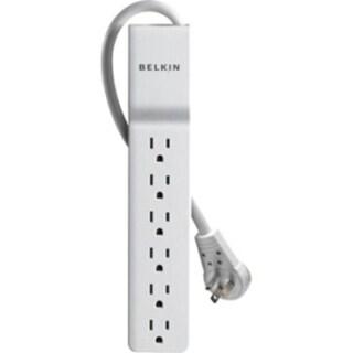 Belkin Home/Office BE106001-06R SlimLine 6-Outlets Surge Suppressor