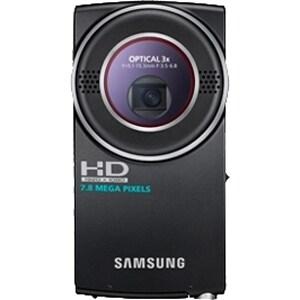 "Samsung HMX-U20 Digital Camcorder - 2"" LCD - CMOS - Black"