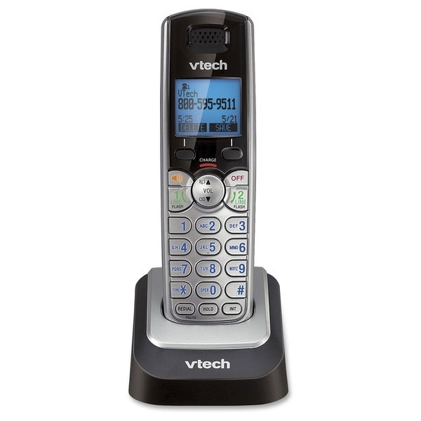 VTech DS6101 Accessory Handset, Silver